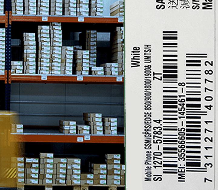poor barcodes